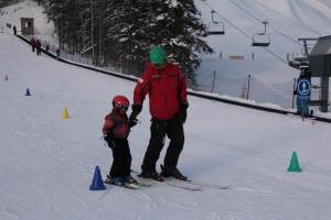 Ski School Nakiska