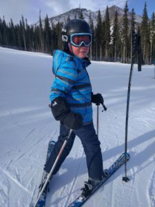 Nakiska skiing